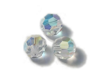 Swarovski Crystal: #12round